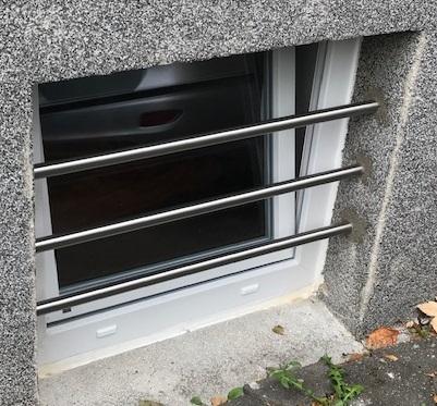 Fenstergitter & Schutzgitter